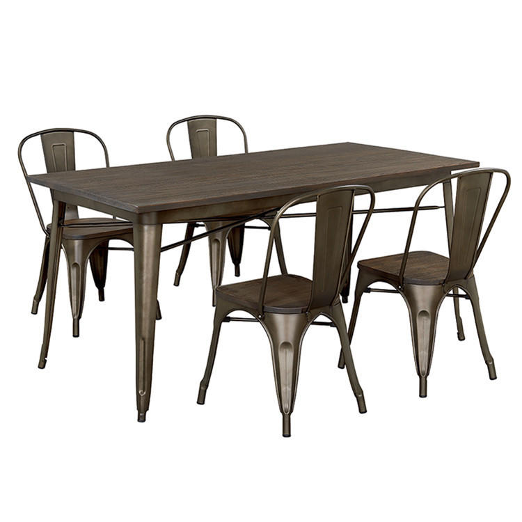 modern furniture japanese dining set 6 chairs and metal dinning table buy metal dinning table. Black Bedroom Furniture Sets. Home Design Ideas