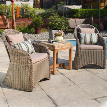 Leisure Outdoor Rattan Bamboo Patio Furniture