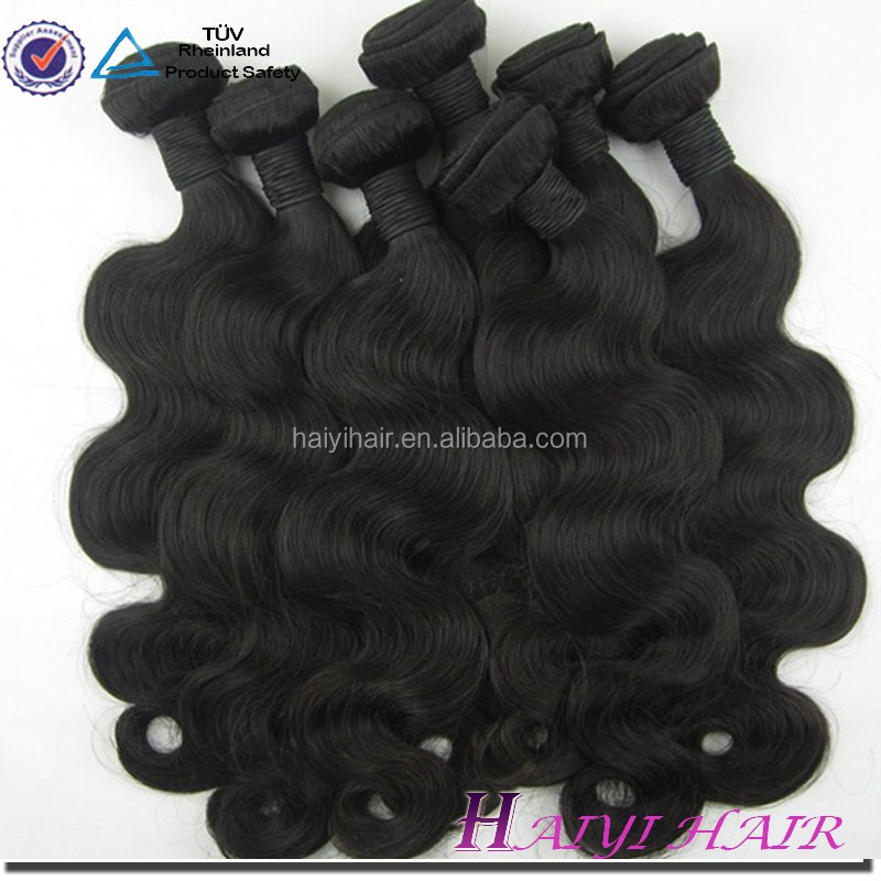 Thick Ends Unprocessed Virgin Extensions Plus Hair Weave