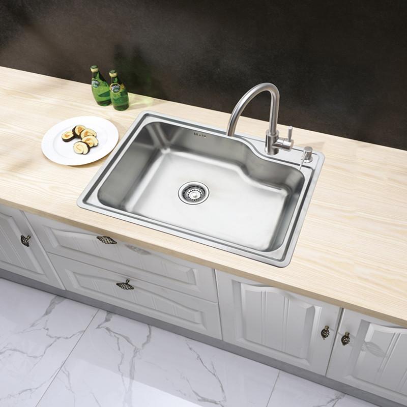 Brazil Corner Steel Kitchen Sink With Dispenser Buy Stainless Steel Corner Sink 304 Stainless Steel Kitchen Sink Undermount Corner Kitchen Sinks Product On Alibaba Com