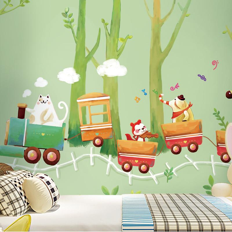 wald tapeten kaufen billigwald tapeten partien aus china. Black Bedroom Furniture Sets. Home Design Ideas