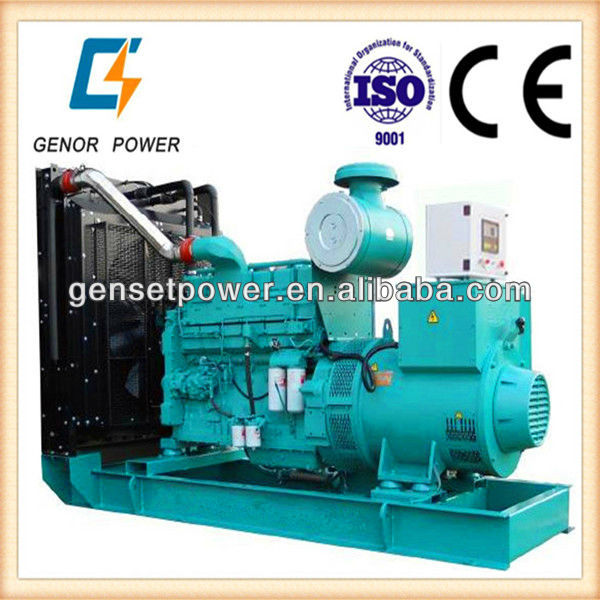 Construction Diesel Generator 365 kva with Cummins Engine
