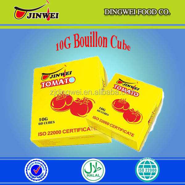 100% Halal food Tomato soup seasoning cubes manufacturers looking for distributor