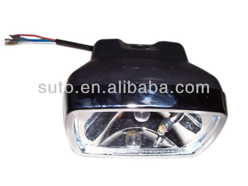motorcycle head light for JH70