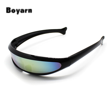 523810a69c Deal With It Sun Glasses One Piece Sunglasses Men Women Black Bar Silver  Goggle For Fashion