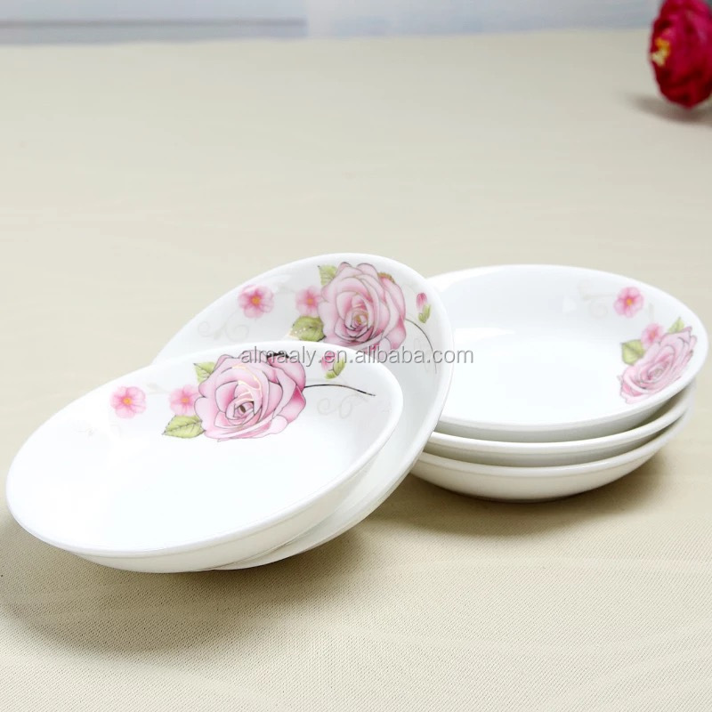 china supplier of wholesale cheap porcelain fruit with custom print