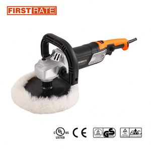 First Rate high quality Variable Speeds 180mm 1200W marble hand polishing machine