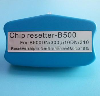 Chip Resetter For Epson B310 B510 B300 B500 Printers Maintenance Box - Buy  Chip Resetter,Chip Resetter For Epson,Chip Resetter For Epson B310 Product