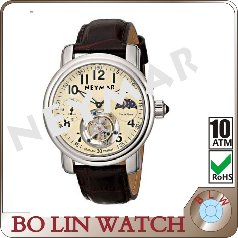 New arrival !!! Men Sport Tourbillon Automatic Mechanical Stainless Steel Luxury Men's Watch hot