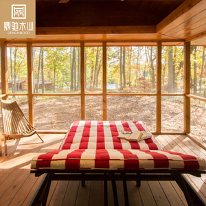 Natural Log Cabin Exquisite Wooden House in The Woods Homes Log Cabin Kits Simple Timber Frame Homes