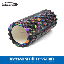 Virson Yoga& Fitness EVA High Density Grid Rumble Foam Roller
