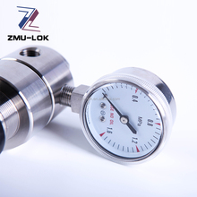 oxygen nitrogen gas high pressure regulator for cng high pressure regulator