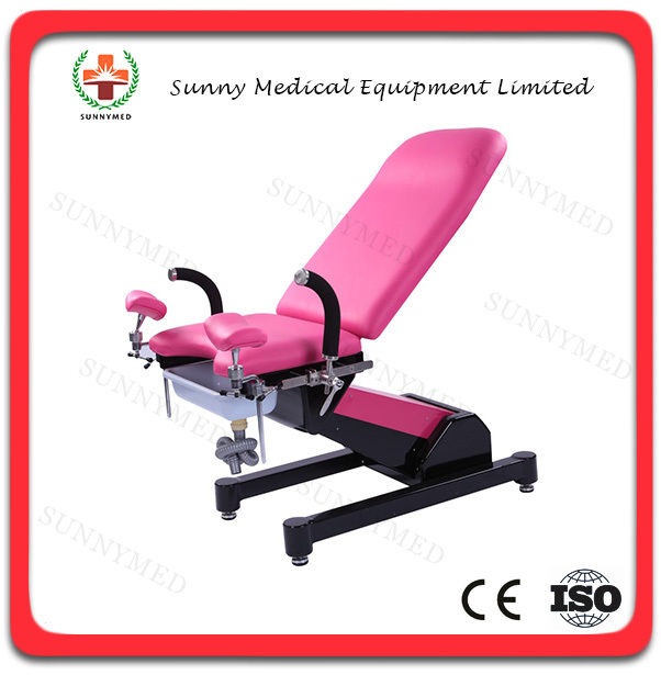 SY-I014 Good quality Medical Gynecology Examination table/beds/chair with CE