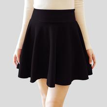 Sexy Women Skirt Fashion Fall Winter Skirts Plus Size XL High Waist Pleated Skirt Black Red Tennis Skater Skirt For Women