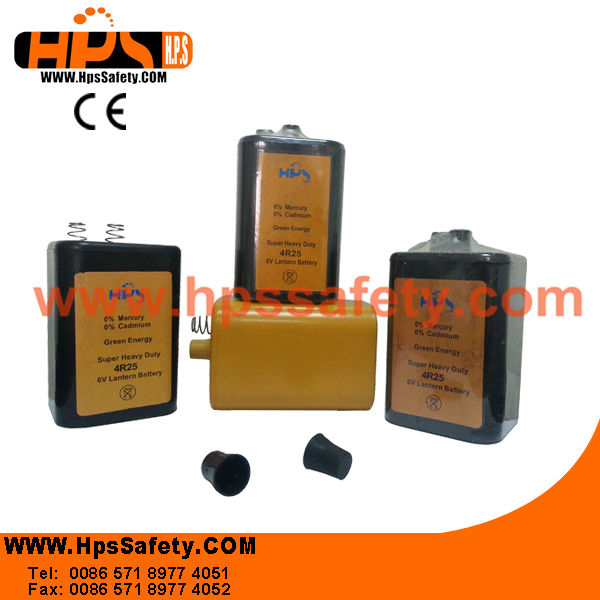 Low Price Hot Selling Zinc Carbon 4r25 6v Battery Made in Zhejiang