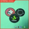 OEM wholesale custom design absorbent tissue paper coaster/paper cup mat