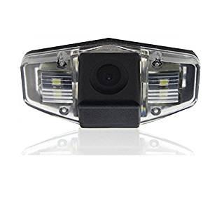 eSATAH Car Rear View Camera & HD CCD Night Vision Waterproof and Shockproof Reversing Backup Camera for Honda Civic VII VIII 2001~2014
