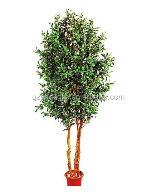 2015 olive tree indoor & outdoor artificial olive tree for sale