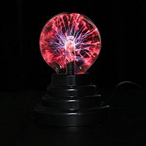 SICA USB Plasma Ball Sphere Lightning Light Magic Crystal Lamp Globe Laptop