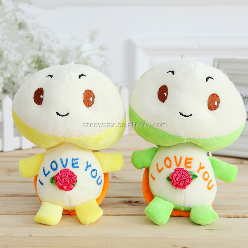 OEM 18cm hot selling Doll toy animal for toy catcher machine/crane machine Turtle plush doll