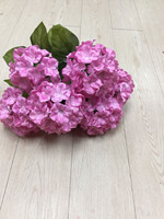 2016 new wedding artificial Hydrangea Silk flowers bouquet for home decoration