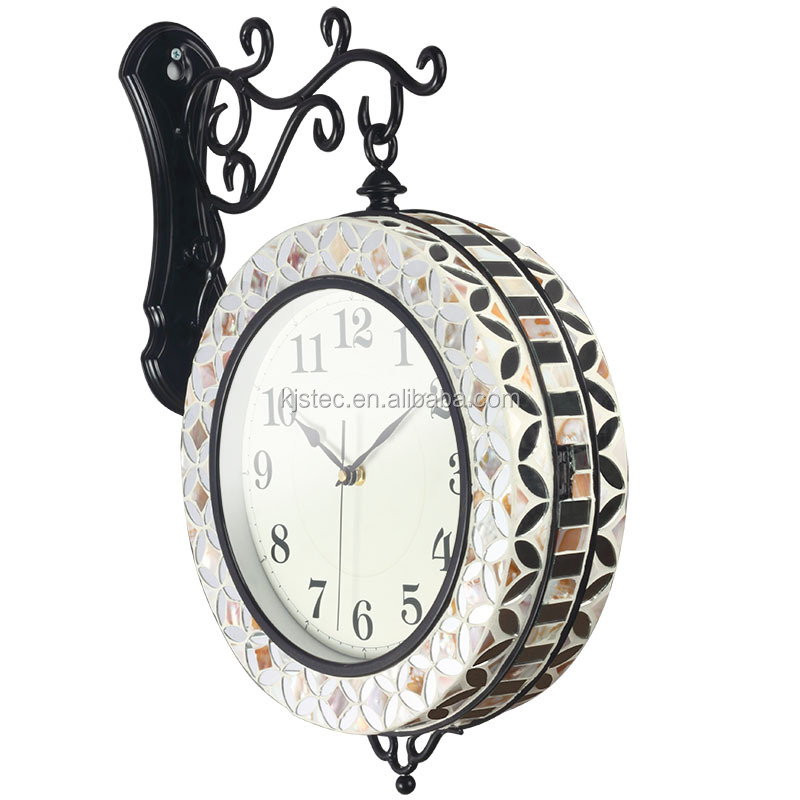 Hanging Double Side Wall Clocks Hanging Double Side Wall Clocks