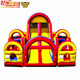 Factory direct sale Obstacle Course Equipment For Adults Games