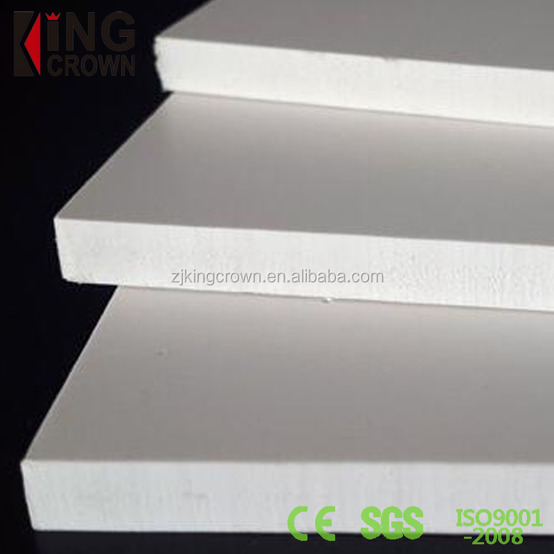 High density and best quality pvc foam board sheet