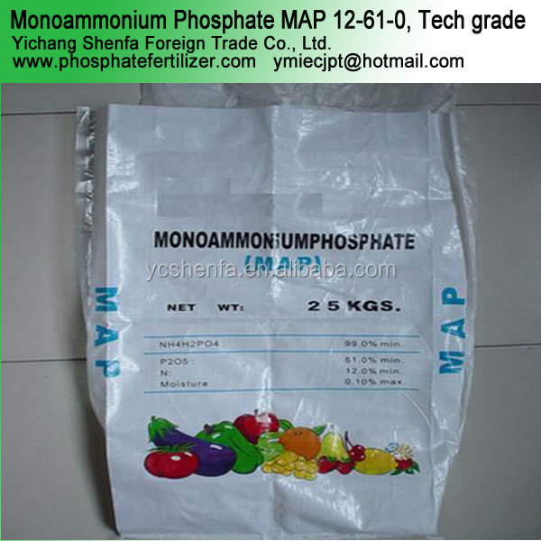 Water Soluble Fertilizer Price Monoammonium Phosphate Map 12-61-0 ...