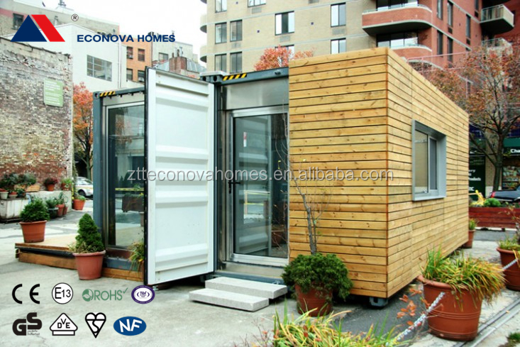 econova akkordeon container wohnwagen haus mit solarpanel und niedrigen preis fertighaus produkt. Black Bedroom Furniture Sets. Home Design Ideas