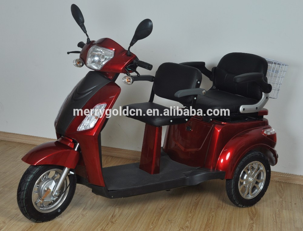 Eco-friendly Ce Approved 3 Wheel Electric Scooter For ...