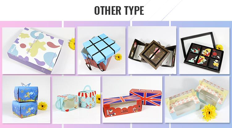 Custom Ontwerp Kartonnen Verpakking Dozen kraftpapier magnetische cosmetische gift verpakking fabrikanten