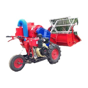 New type paddy light weight mini combine harvester with low price for sale