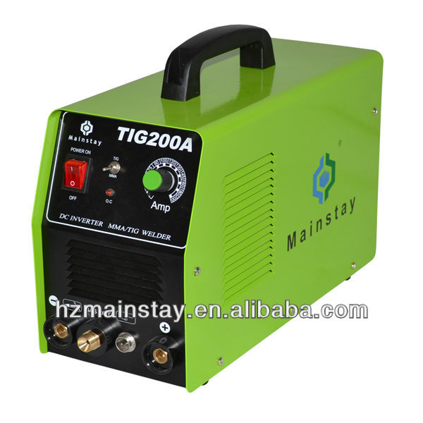 TIG-200A Inverter Arc AC DC TIG 200P Welding Machine