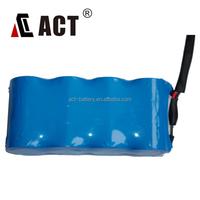 7.2v 38Ah lithium battery ER34615 4 piece lithium battery pack