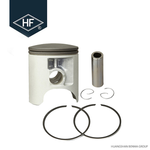 High Quality Motorcycle Engine Parts Cylinder Bore Size 67mm Pistons Rings Kit For RM250 RMX 250