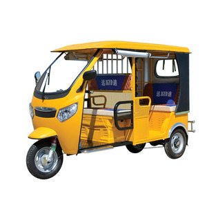 India Bajaj Adults Passenger Tricycle Taxi Price E Rickshaw