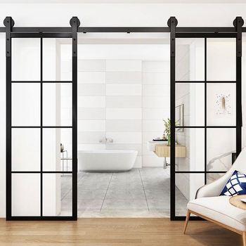 Aluminum Interior Sliding Barn Doors  Popular Elegant Aluminum Alloy Door Interior Kitchen Sliding Aluminum  sc 1 st  Alibaba & Aluminum Interior Sliding Barn DoorsPopular Elegant Aluminum Alloy ...