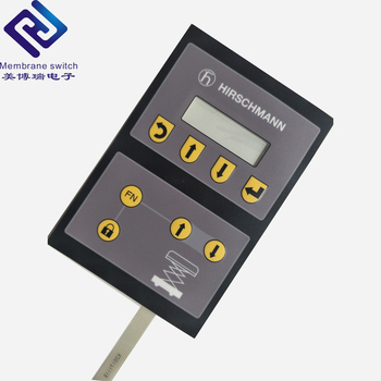 Tone Control Circuit Membrane Switch For Telecommunication Equipment