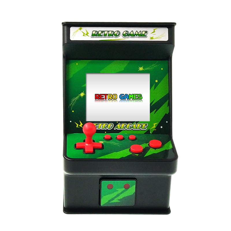 YLW new arrival video game console COPYRIGHT support tv game console mini console game 8 bit with extra controller фото
