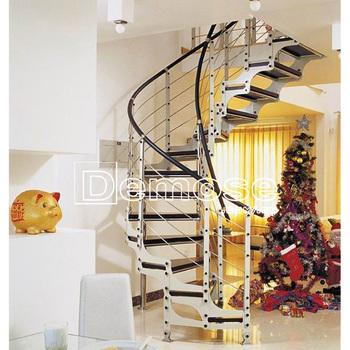 Modulare Treppe/wohnen Treppen/metall Dachboden Wendeltreppe - Buy ...