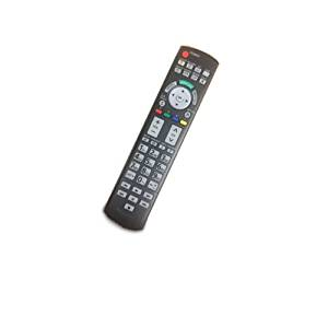 Easy Replacement Remote Conrtrol For PANASONIC PT-50LC14 TC-P50VT25 Viera LCD LED TV