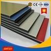 aluminium composite panel with 4mm 3mm 5mm thick