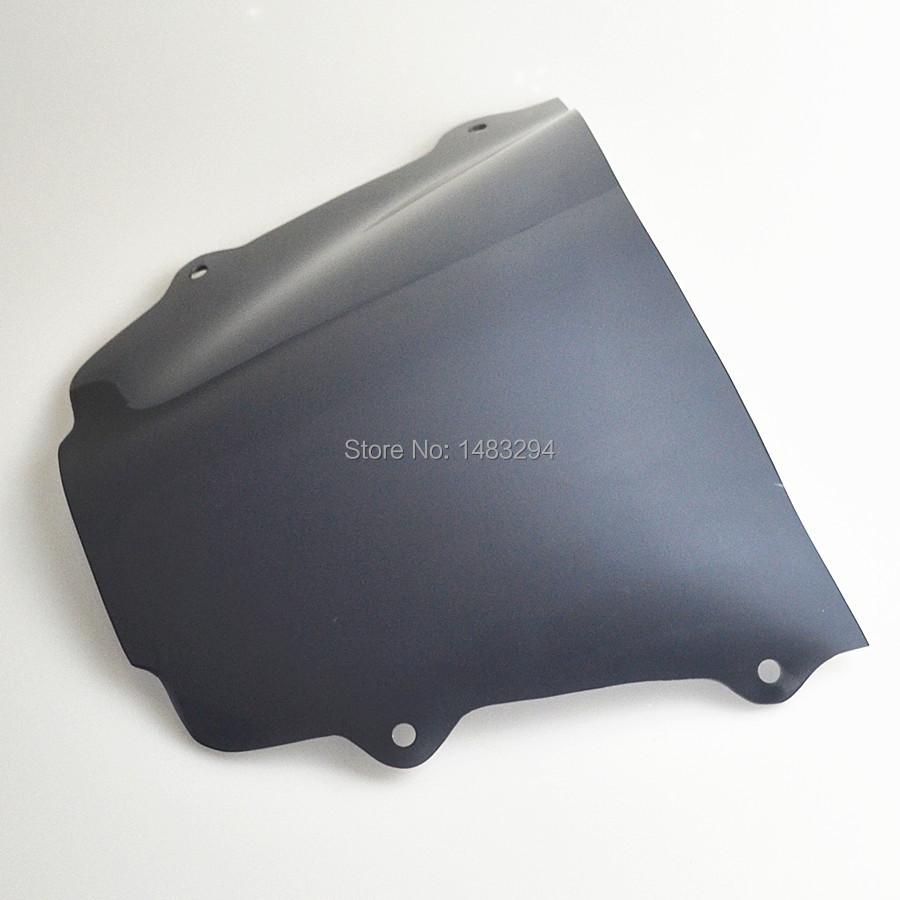 13 14 дым лобовое стекло экран ветрового двойной пузырь подходит для Honda CBR600 RR 600RR