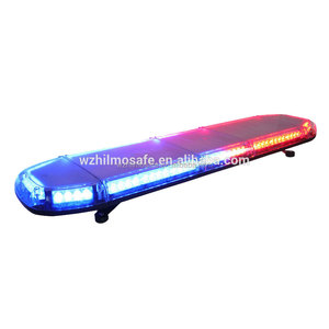 High Power Amber LED Light Bar for Trucks