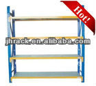 movable Warehouse steel longspan shelving racking system