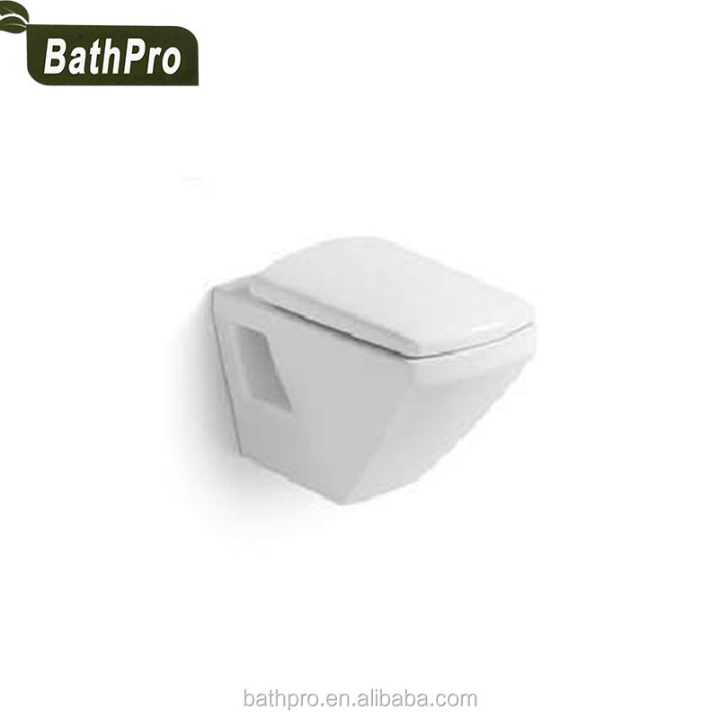 American Standard Wall Hung Ceramic Toilets in White