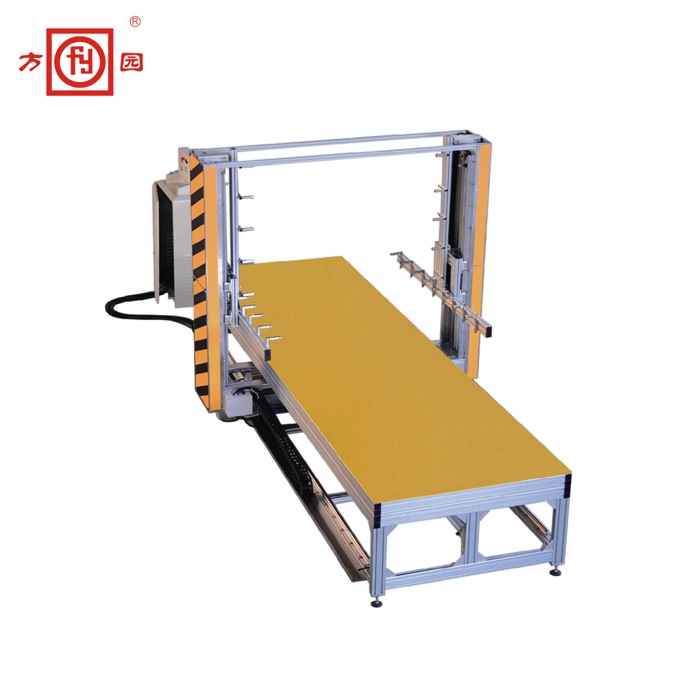 Fangyuan cnc hot wire eps cutting machine for decorative columns