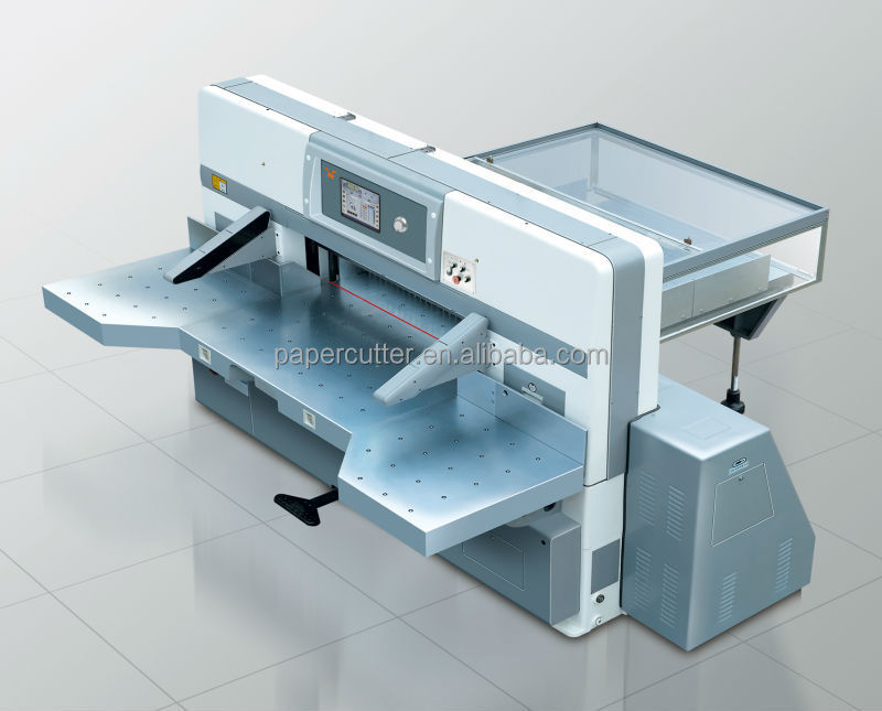 SQZK1150DH Touch screen automatic paper cutter machine/guillotine/paper cutter