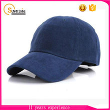 China Promotional Softtextile Blank Corduroy Baseball Cap
